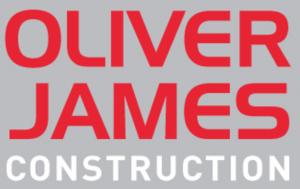 Oliver James Construction Logo