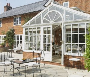uPVC Painted Conservatory