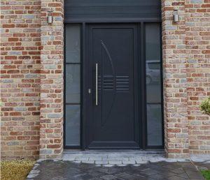 uPVC Painted Door